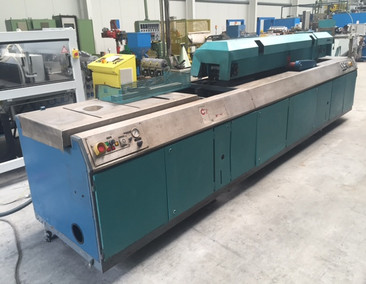 GREINER Haul-off / saw combination CAT PUL 30/9