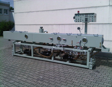 BANDERA Complete HDPE Downstream equipment