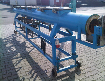 BATTENFELD Spray cooling tank K1-110-6,0