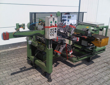 GRAEWE Automatic single coiler EW 1000A