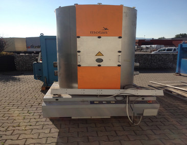 MOTAN Granulate Dryer LA 250/4 -0+0-0