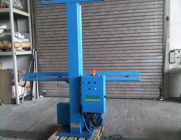 METAL Pipe Lifting device RW 200