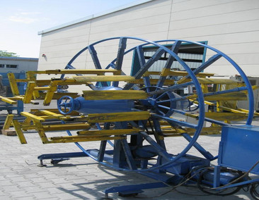 GOERKE Double winder DH 2300