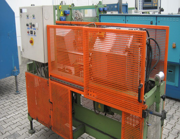 VON HEIN Cutting and chamfering machine TV 110-H
