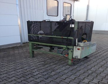 GRAEWE Cutting and chamfering machine STS 250