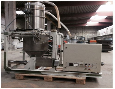 ARBO Gravimetric dosing unit KDA-DV/100