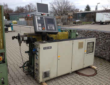 I DE Single screw extruder ME 60/4-25D