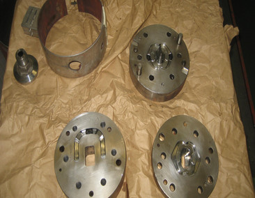 BASTON Sheating head for profiles