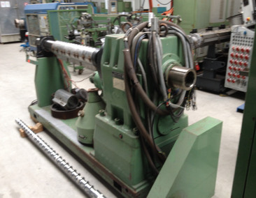KUHNE Single screw extruder K 90-24D