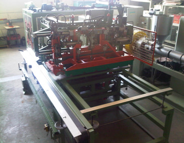 NOTHELFER PVC belling machine HAT 160A