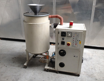 CRAMER Granulate Dryer C25/200