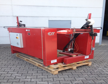 ESS Technology A/S Single Coiler for spools EW 2000T