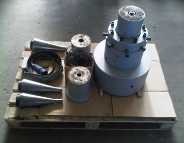 BATTENFELD PVC die-head PVC 63/250