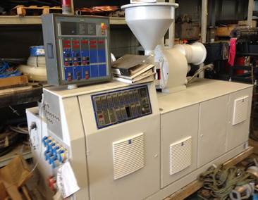 BATTENFELD Double screw extruder BEX 2-65-22V/3
