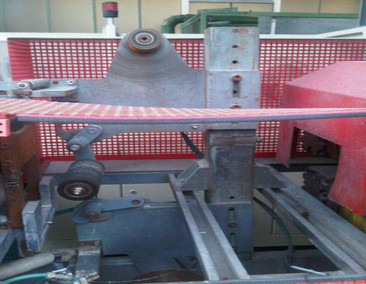 GREINER Haul-off saw combination CAT PUL 30/2
