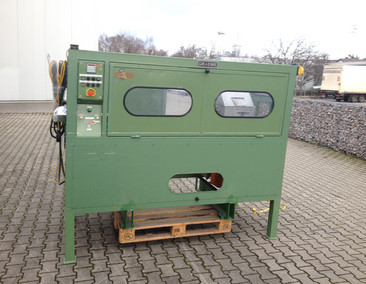 GRAEWE Cutting and chamfering machine STS 125