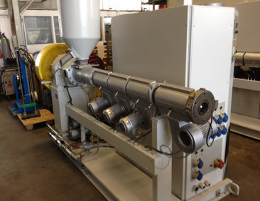 BATTENFELD Single screw extruder 1-60-30 B